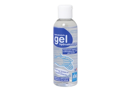 SEPTIGEL+ Gel hydro alcoolique Flacon 100 ml (CA 24x100ml)