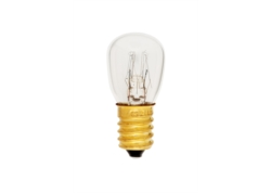 TUBE LUMIERE de Four E14 230V 15W Carton de 10