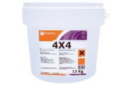 4x4 AGENT de BLANCHIMENT TRES CONCENTRE RECUP SP TACHES Seau 12kg
