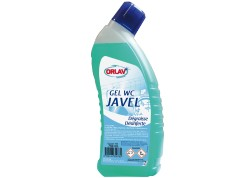 GEL WC JAVEL NET. DESINF. DESODO. EN1276 EN13697 EN1650 CANARD 750ml