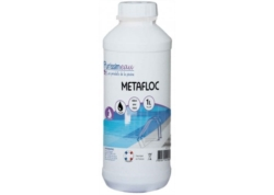 METAFLOC NEUTRALISANT SEQUESTRANT IONS METALLIQUES EAU PISCINE CA4x3L