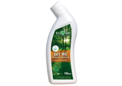 ECU VERT DETARTRANT WC GEL ECOLABEL flacon 750ml (CA 6)