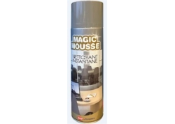 MAGIC MOUSSE Aerosol Nettoyant surfaces modernes Bd 500ml (CA 12)