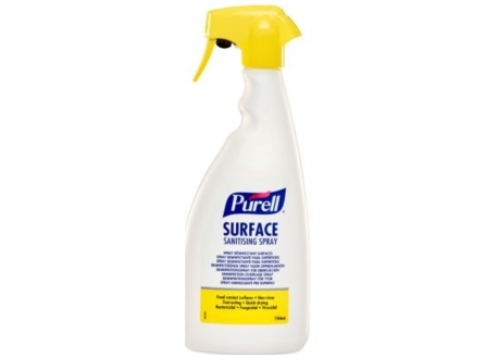 IDOS MEDISPRAY DESINFECT DE SURFACE ALIM SS RINCAGE Pulv. 750ml (CA6)