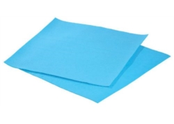 TIPONGE COULEUR BLEU CHAMEX 310X300 lot de 10 (CA 10 lots)