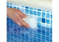 EPONGE MAGIQUE IDEAL PISCINE Grand modèle 250x120x30mm l'unite