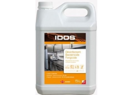 IDOS BF DESINF.BACT.FONGICIDE ALGICIDE PUISSANT Bd 5L
