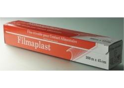 FILM ETIRABLE BOITE DISTRIBUTRICE 300mx0.45 l'unite (CA x6)